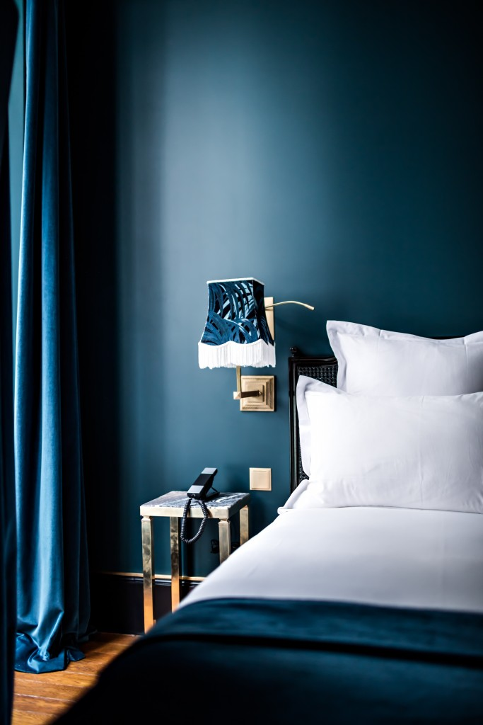 Hotel providence interior by elodie moussi sophie richard for Color design hotel