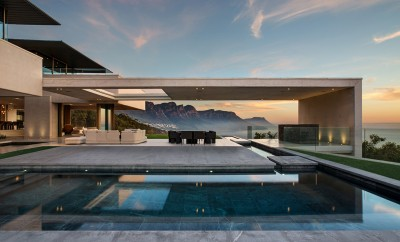 Cape Town Villa by SAOTA and Studio Parkington