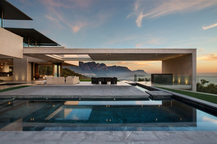 Cape Town Villa by SAOTA and Studio Parkington