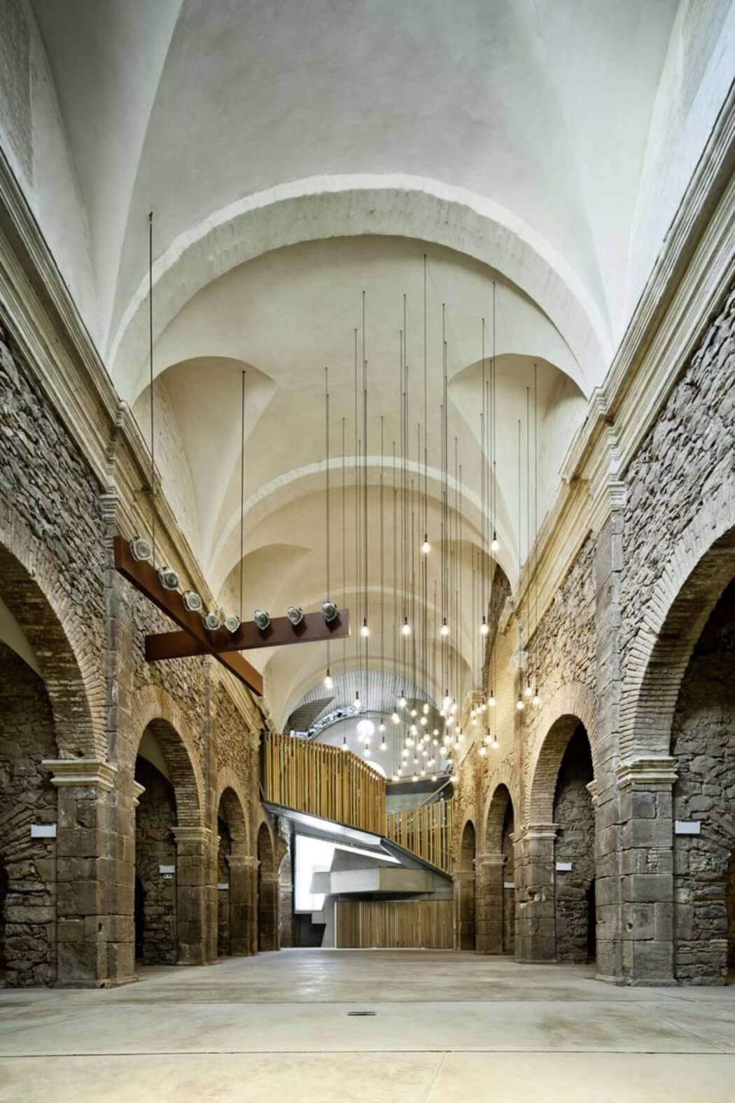 Church Of Sant Francesc By David Closes Archiscene