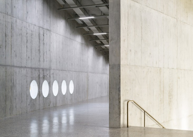 Concrete Extension for the Swiss National Museum (8)