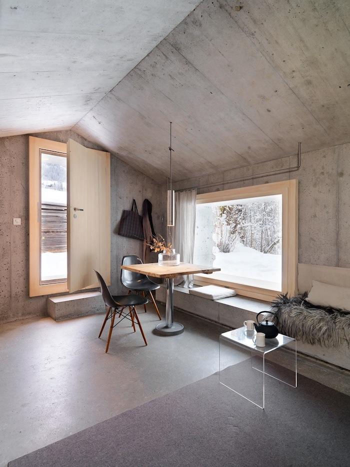 Concrete in the Swiss Alps (3)