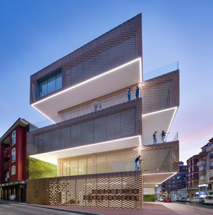 Cultural Center and Tobacco Museum by Ramiro Losada and Alberto García (4)