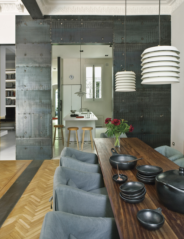 Culture Clash in stylish Apartment (5)