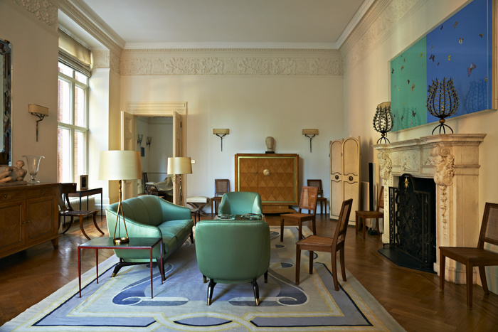 Eclectic 19th-Century Home (3)