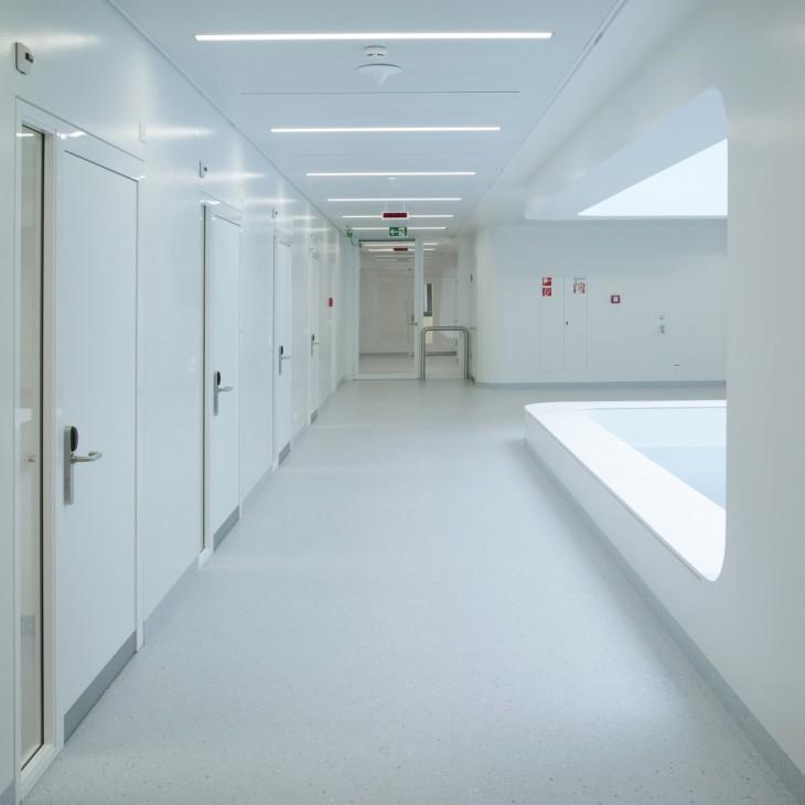 Lausanne University Hospital by Meier + Associés (14)