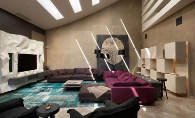 Residence in Kharkiv by SBM Studio