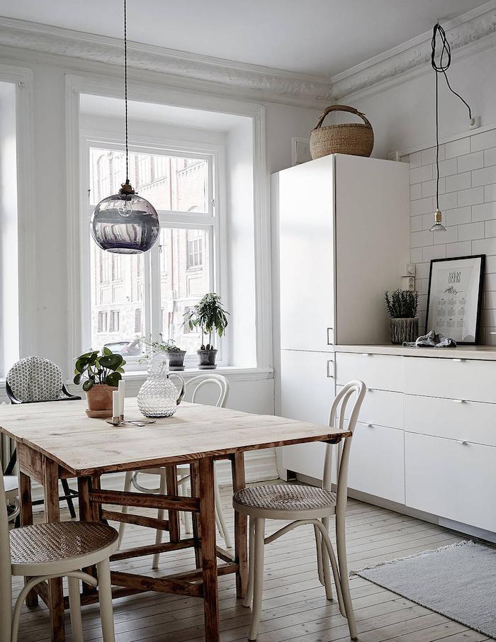 Swedish interior design on Nordhemsgatan 31 A - Archiscene - Your Daily Architecture & Design Update