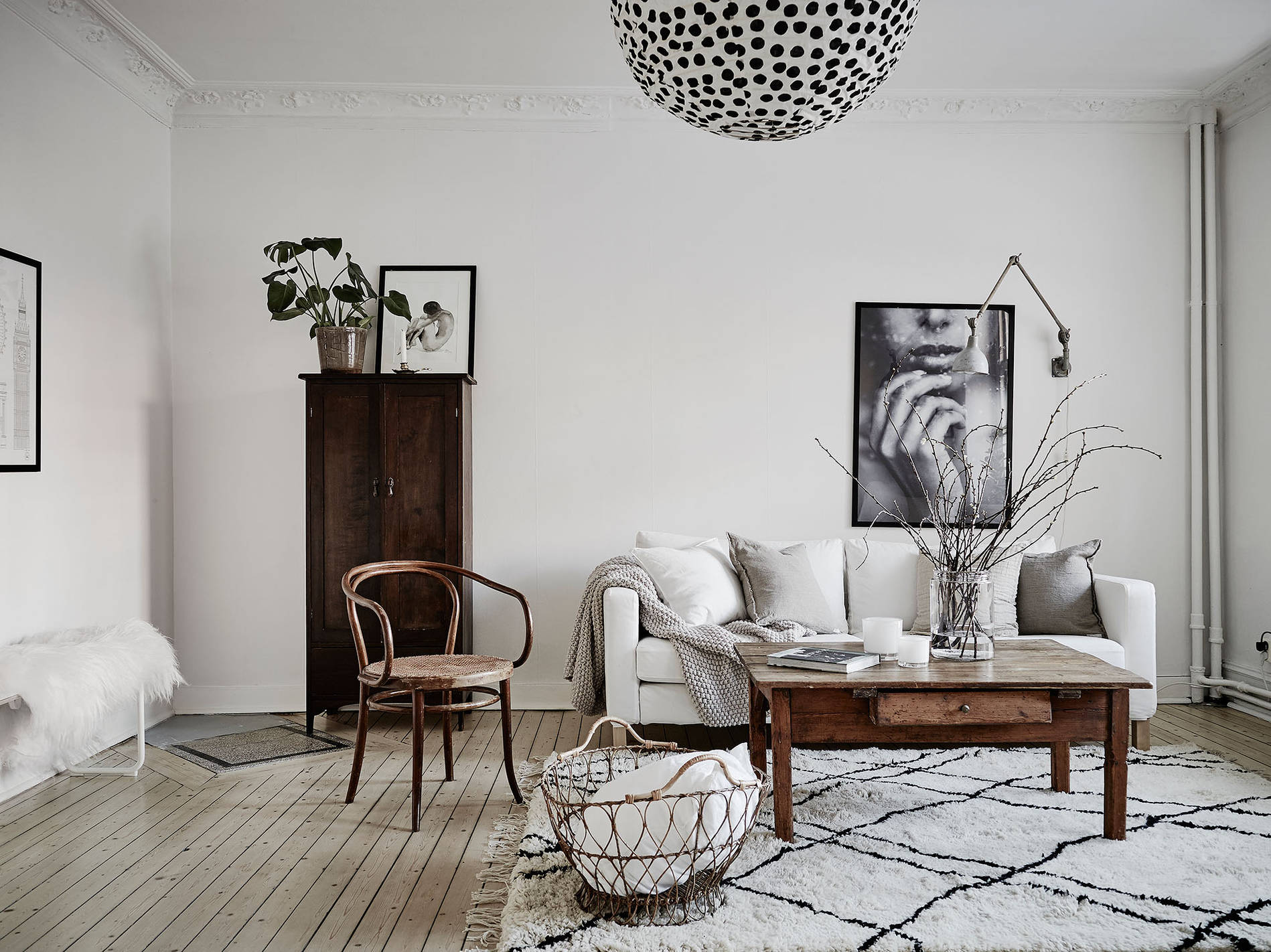 Swedish Interior Design On Nordhemsgatan 31 A Archiscene