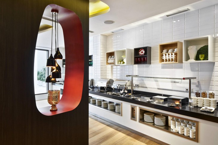 The Vincci Gala Hotel In Barcelona Archiscene Your