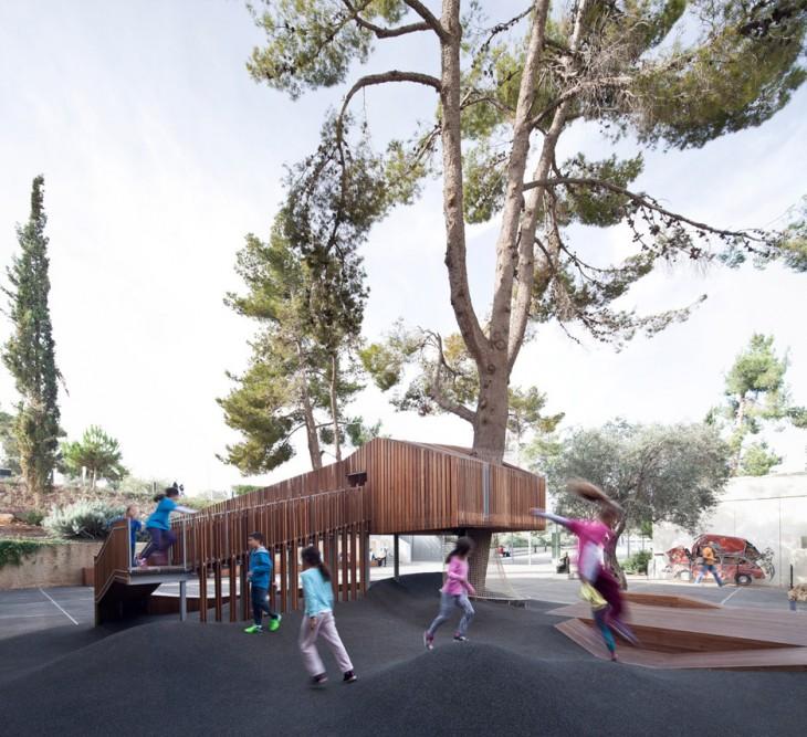 tree house by Ifat Finkelman and Deborah Warschawski (1)