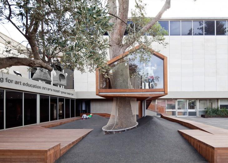 tree house by Ifat Finkelman and Deborah Warschawski (10)