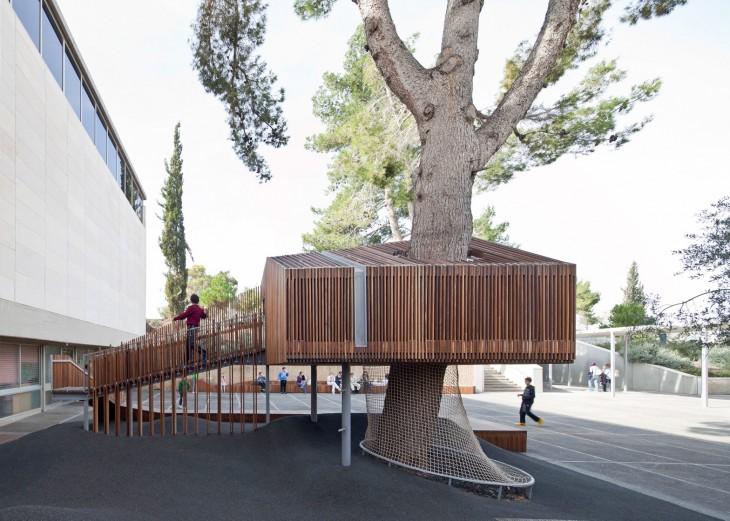 tree house by Ifat Finkelman and Deborah Warschawski (11)