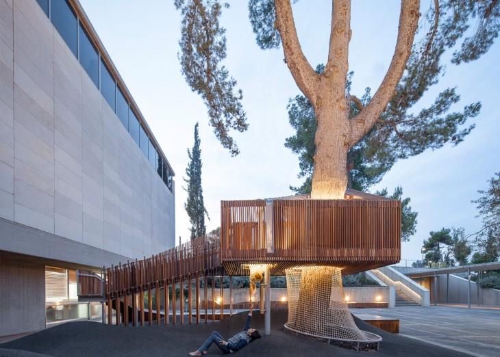 tree house by Ifat Finkelman and Deborah Warschawski (13)