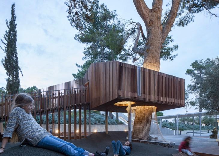 tree house by Ifat Finkelman and Deborah Warschawski (14)