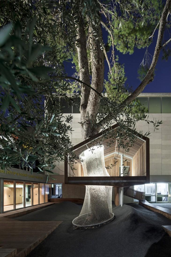 tree house by Ifat Finkelman and Deborah Warschawski (8)