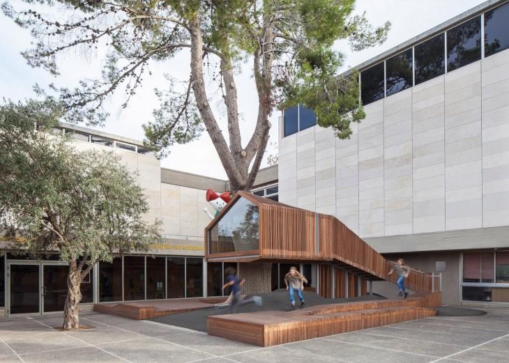 tree house by Ifat Finkelman and Deborah Warschawski (9)