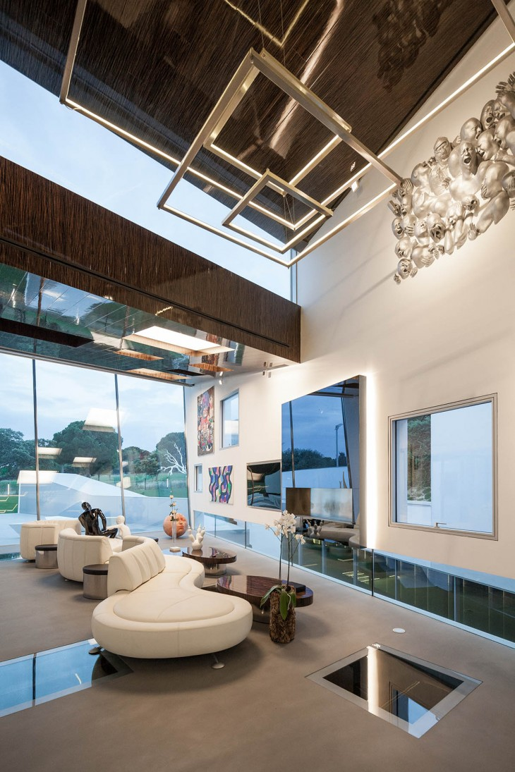 House h by abiboo architecture archiscene your daily - Abiboo arquitectura ...