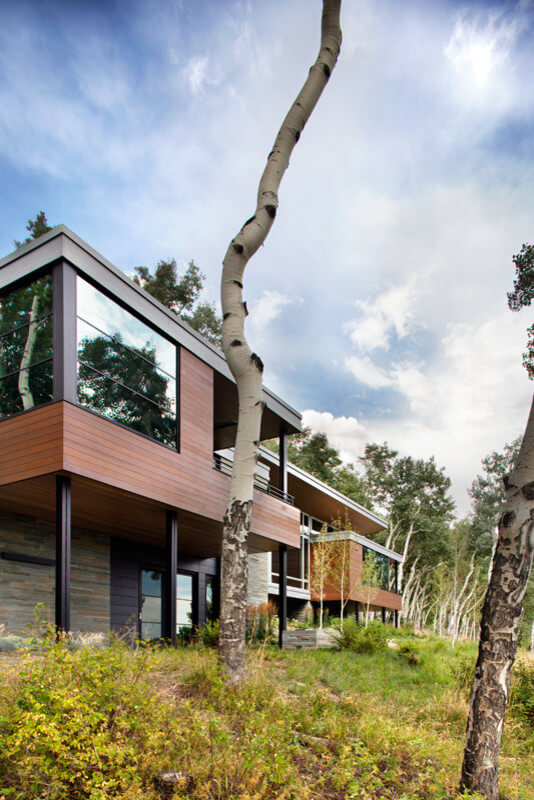 Bridge House By Ccy Architects Archiscene Your Daily