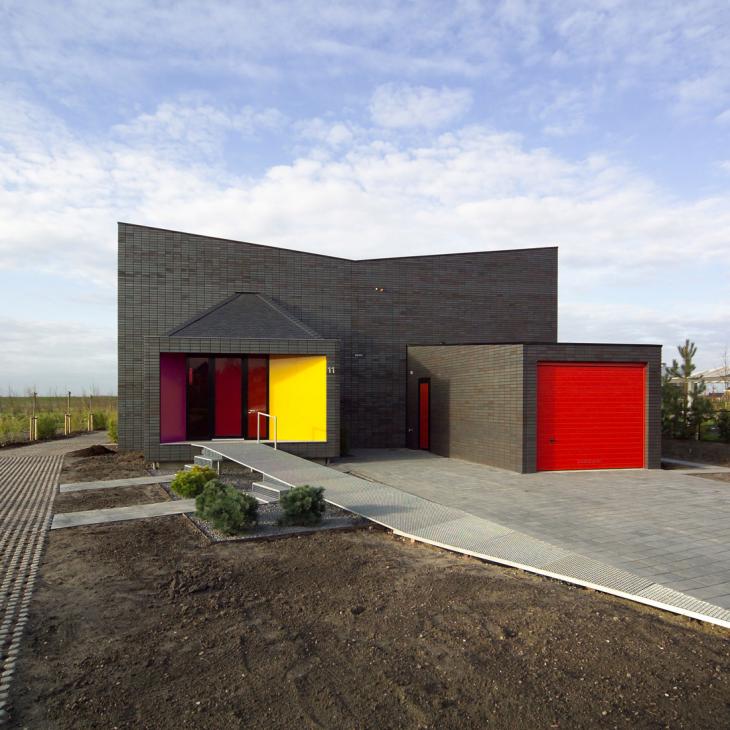 House m by marc koehler architects archiscene your - Decoraciones de casas modernas ...