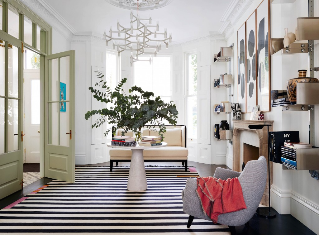 Notting Hill Townhouse By Suzy Hoodless Archiscene Your Daily Architectur