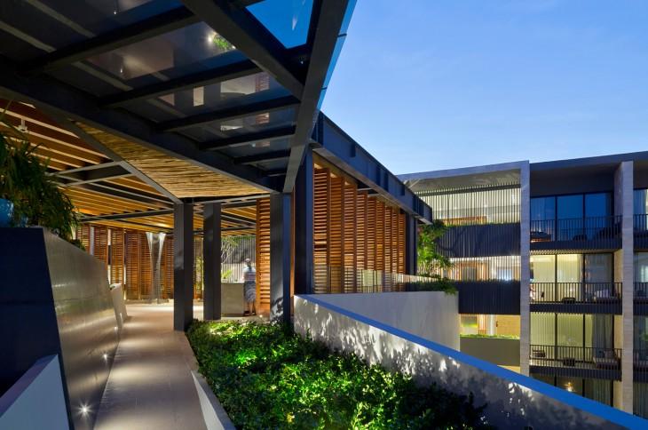The Grand Hyatt Resort by Sordo Madaleno Arquitectos