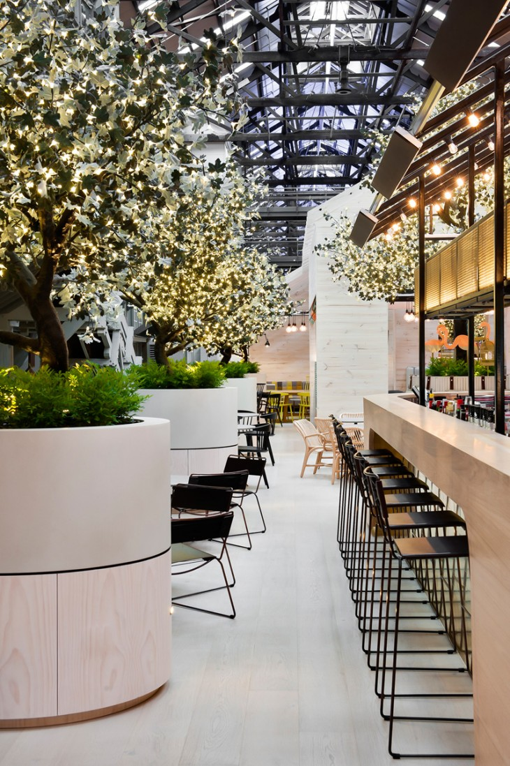 The ovolo woolloomooloo hotel by hassell archiscene