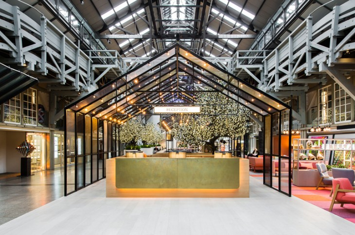 The ovolo woolloomooloo hotel by hassell archiscene for Design hotel australia