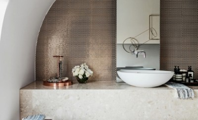 Bondi Beach Apartment by SJB Interiors & Hub Furniture