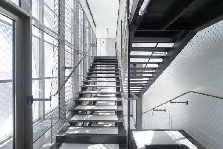 Dance School Aur 233 Lie Dupont By Lankry Architectes
