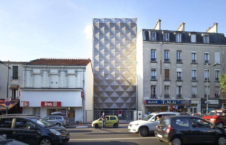 Dance School Aurélie-Dupont by Lankry architectes