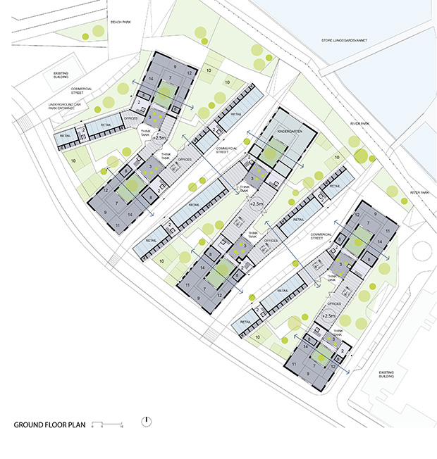 Social Housing In Bergen By Rabatanalab