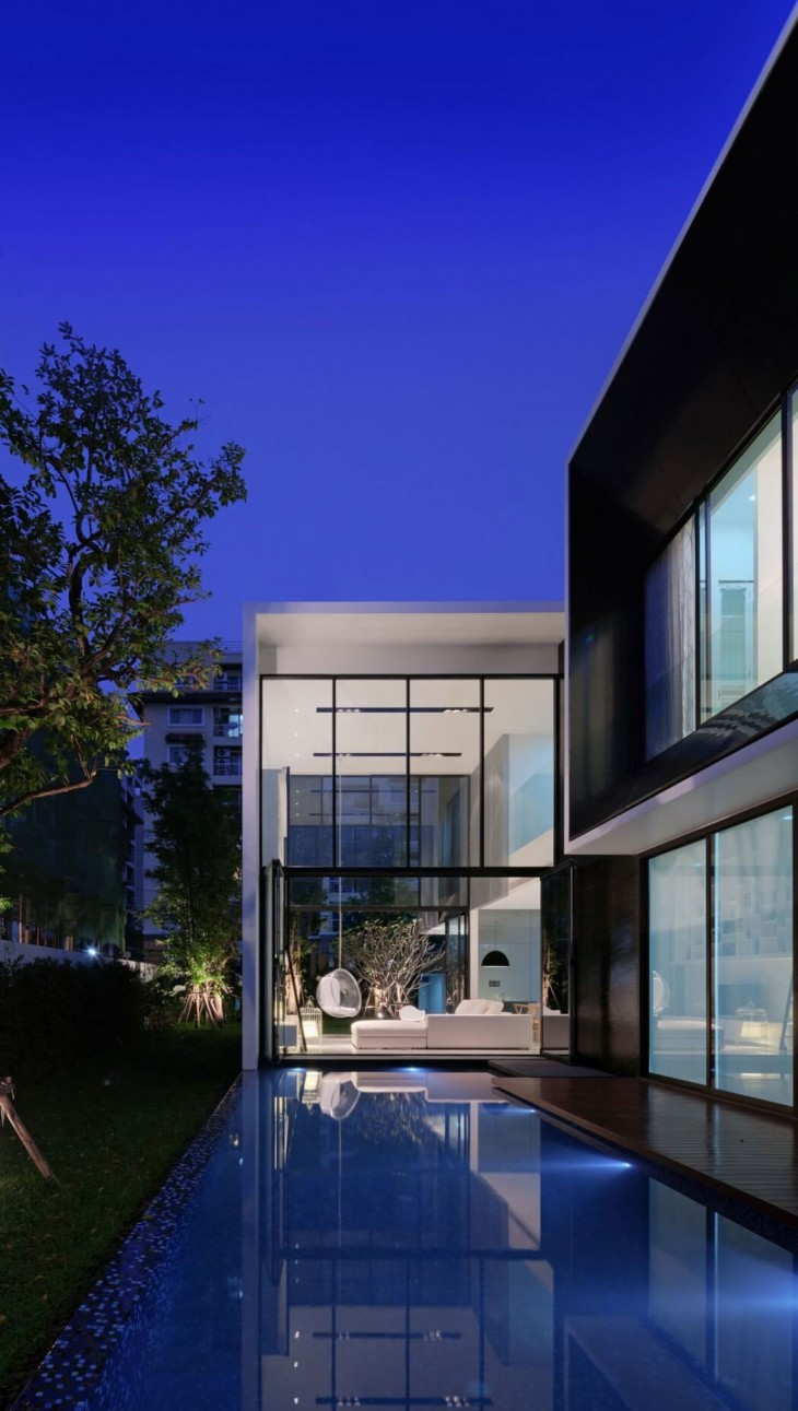 House in Bangkok by yutt and ssociates - rchiscene - Your Daily ... - ^