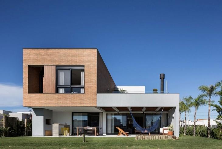 House in Xangri-lá by Seferin Arquitetura