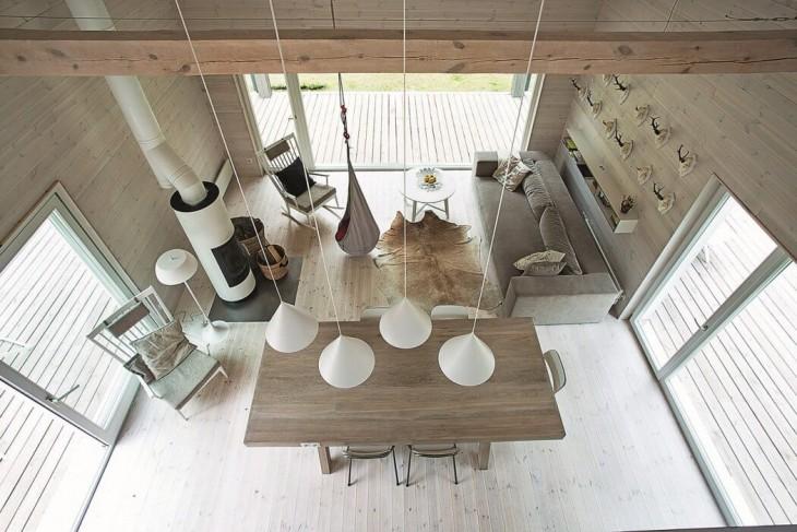 Lithuanian Cottage by Devyni Architektai