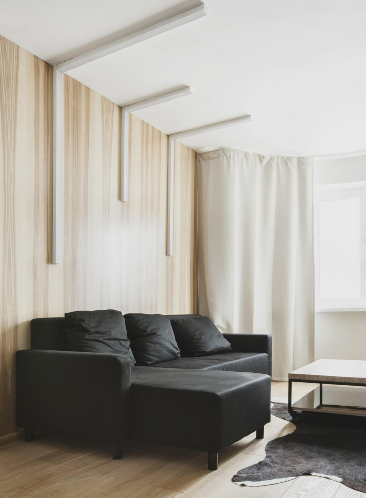 Moscow Apartment by SHKAF  (2)
