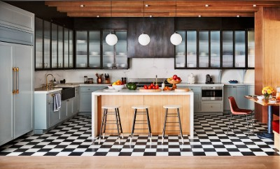 Naomi Watts & Liev Schreiber's Manhattan Loft by Ashe + Leandro