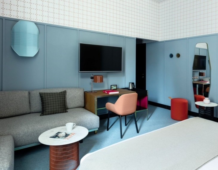 Room Mate Giulia by Patricia Urquiola Archiscene Your Daily