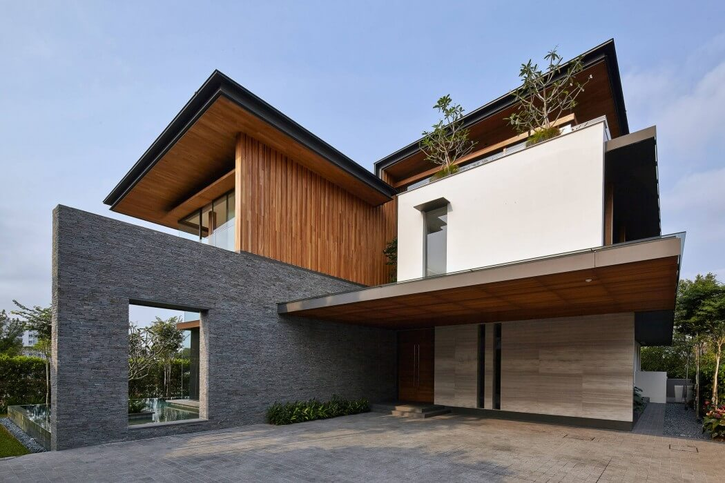 Singapore Residence By Greg Shand Architects Archiscene