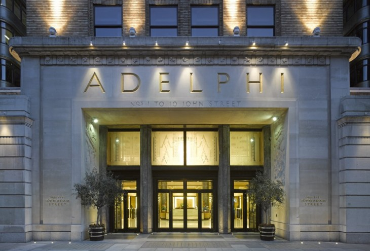 The Brand New Adelphi - London's Art Deco Icon (11)