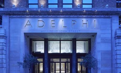 The Brand New Adelphi - London's Art Deco Icon (2)