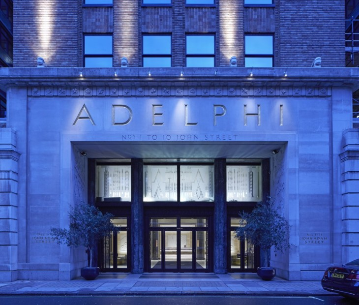 The Brand New Adelphi - London's Art Deco Icon (2)