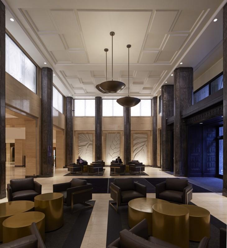 the brand new adelphi londons art deco icon 5 adelphi capital office design office refurbishment london