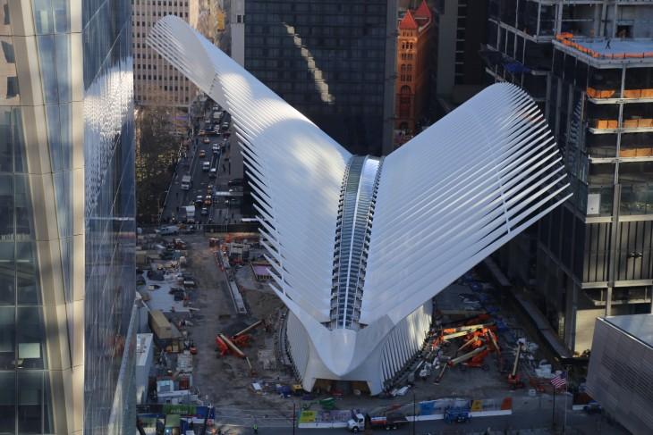 World Trade Center Transportation Hub (18)