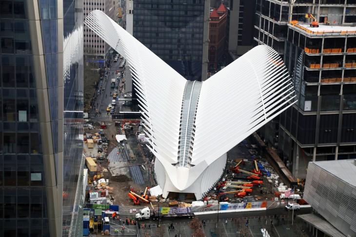 World Trade Center Transportation Hub (21)