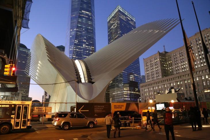 World Trade Center Transportation Hub (3)