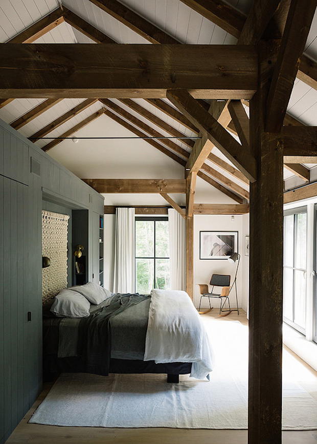 Hudson Valley Barn House By Barliswedlick Archiscene