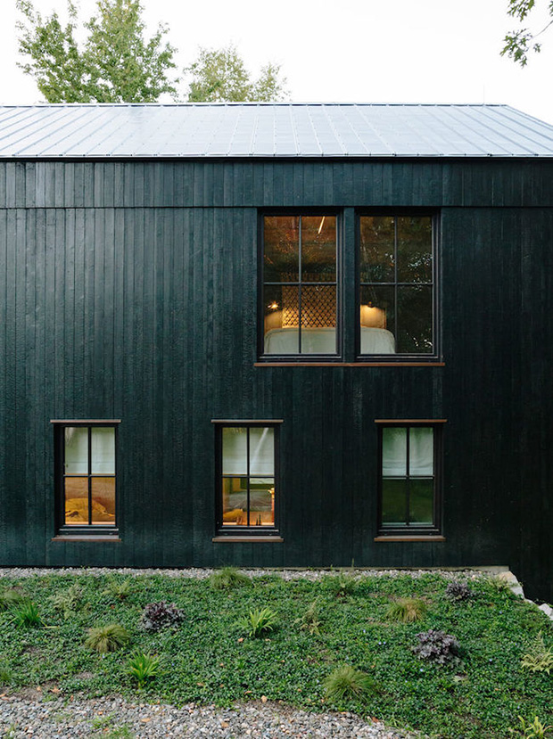 Hudson Valley Barn House By Barliswedlick Archiscene