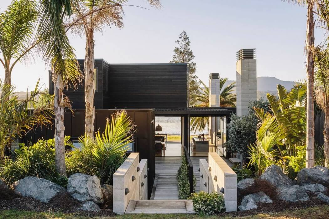 Bailey Beach House By Studio2 Architects Archiscene