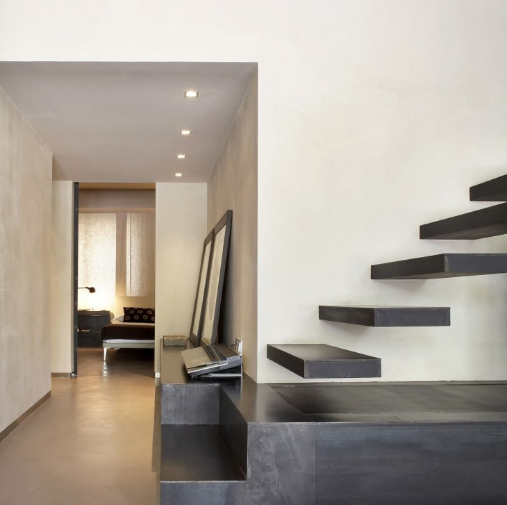 Modern Apartments Barcelona: Barcelona Apartment By GCA Architects
